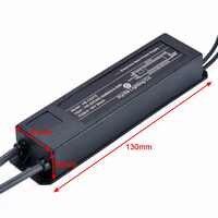 Señal de luz de neón fuente de alimentación de transformador electrónico HB-C02TE 3KV 30mA 5-25W apto para cualquier tamaño de luz de neón de vidrio signo Mayitr