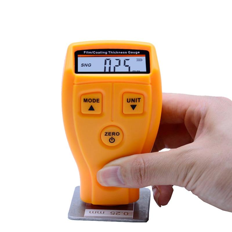 BENETECH GM200 0-1.8mm/0-71.0mil Digital Automotive Coating Ultrasonic Paint Iron Thickness Gauge Meter Tool digital automotive coating ultrasonic paint iron thickness gauge meter tool