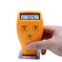 BENETECH GM200 0 1.8mm/0 71.0mil Digital Automotive Coating Ultrasonic Paint Iron Thickness Gauge Meter Tool
