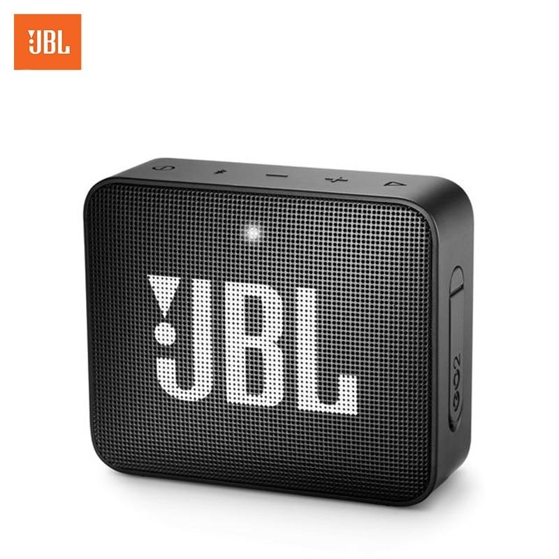 Speaker Bluetooth JBL GO 2 jbl playlist музыкальная мастерская hifi desktop audio hifi bluetooth speaker сабвуфер компьютер аудио белый