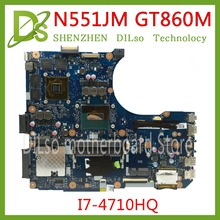 G551JM Laptop i7-4710HQ KEFU