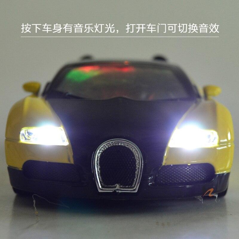 Nueva Sell1 Caliente: 36 Escala Diecast Modelo de Coche de Aleación de Bugatti V