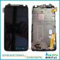 Для HTC One X S720e ЖК-экран с сенсорным экраном дигитайзер с сборки рамы полным набором