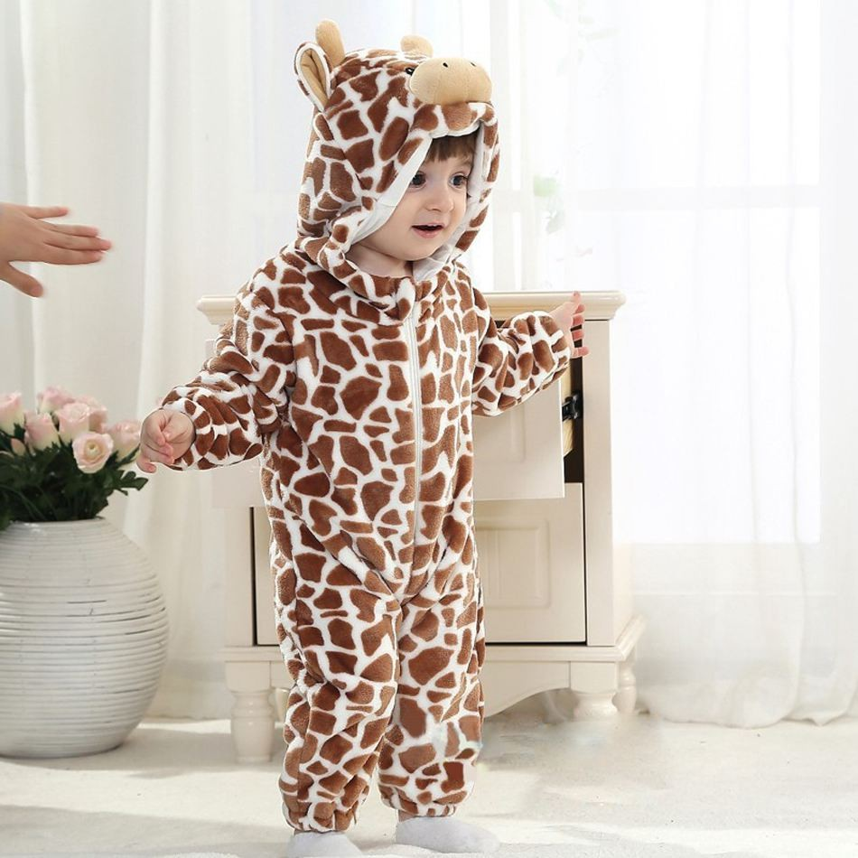 Baby Animal Rompers (3)