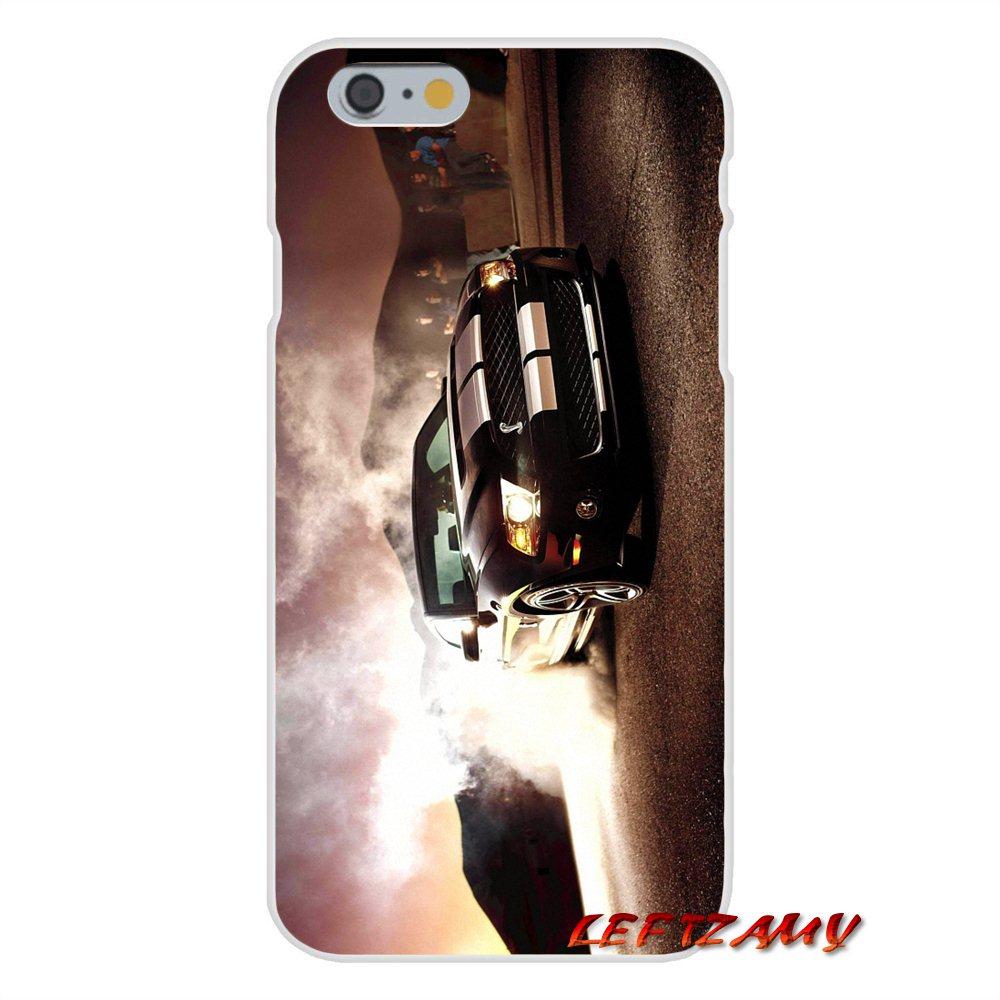 Ford GT Mustang Car Fashion Slim Silicone phone Case For Motorola Moto G LG Spirit G2 G3 Mini G4 G5 K4 K7 K8 K10 V10 V20 V30