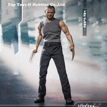 1/6 Scale ELEVEN THE CLONE X Wolverine Action Figure with head and body the clothing set boxed packing Clone