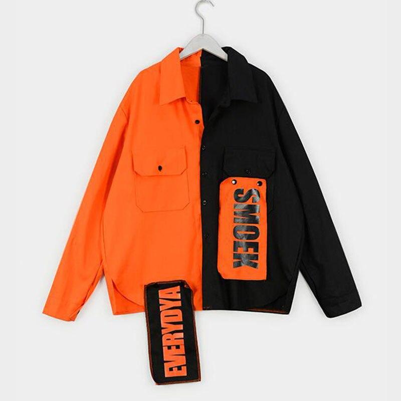 Unisex BF Harajuku Patch Bomber Jacket Loosen Vintage Coats Letter Patch Designs Jacket Women Oversize Basic Coat Jacket Куртка