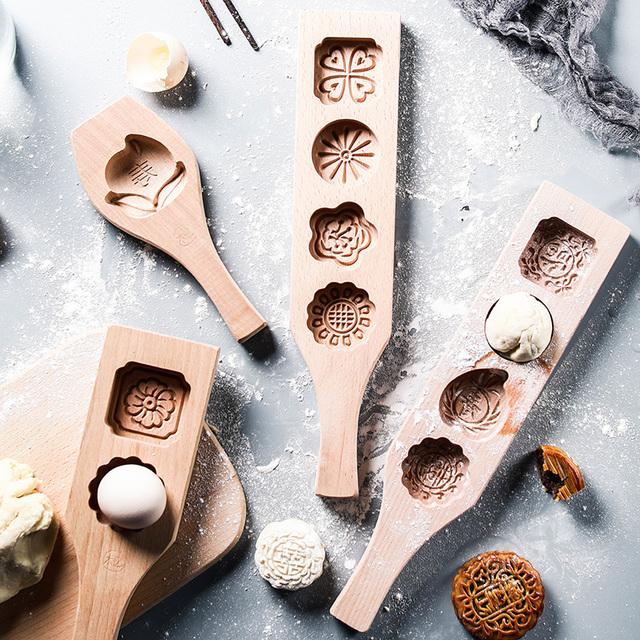 Artisan Christmas Cookie Molds