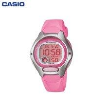 Наручные часы Casio LW-200-4B женские электронные на пластиковом ремешке