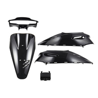 Motorcycle Accessories for Honda DIO AF27/AF28 Motorcycle Scooter Painted Plastic Full Body Fairing Kit fairings cover