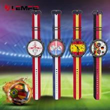 Продажа LEMFO России Футбол Cup 2018 эксклюзивная модели профессиональный спорт Водонепроницаемый Смарт-часы Для мужчин для IOS Android