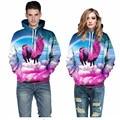 2016 Punk Sweatshirt Men Hoodies Jacket New Arrival Fashion Couples 3D Print Hoodies With Pocket sudaderas mujer