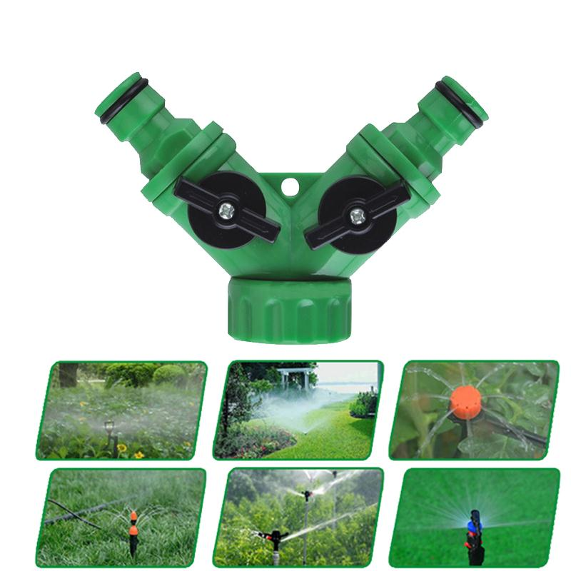 Irrigation-Controller-Set Watering Garden Electronic Durable Double