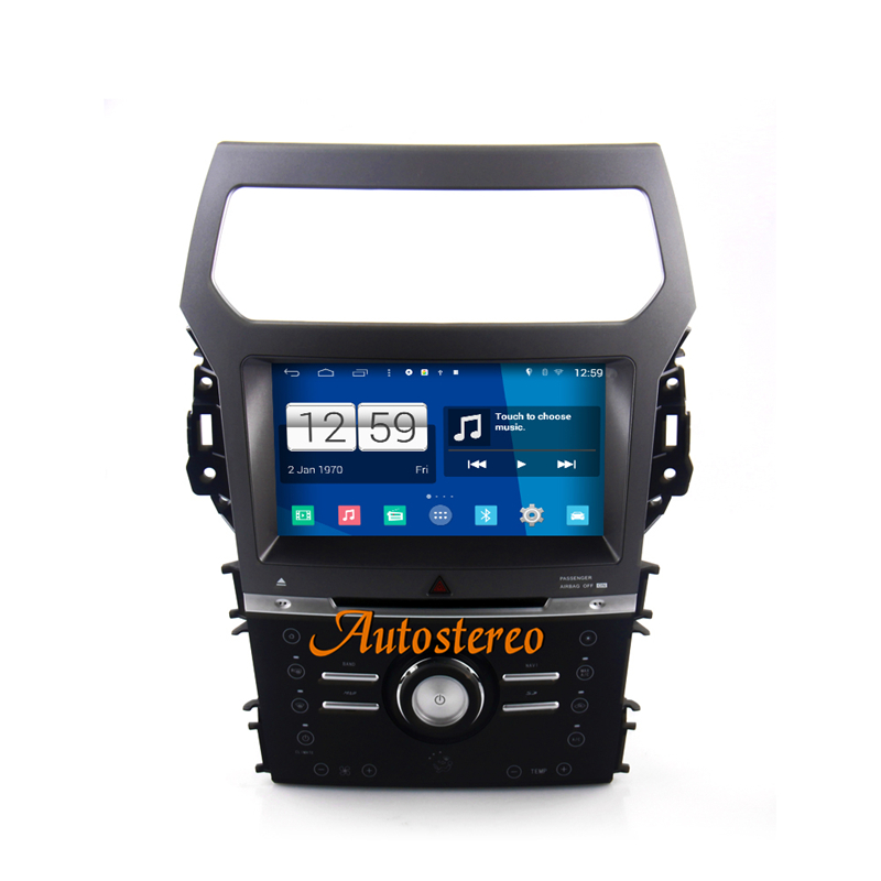 9 Inch Dual System Andriod S160 Quad Core Car DVD Player GPS Navigation Head Unit For Fo ...