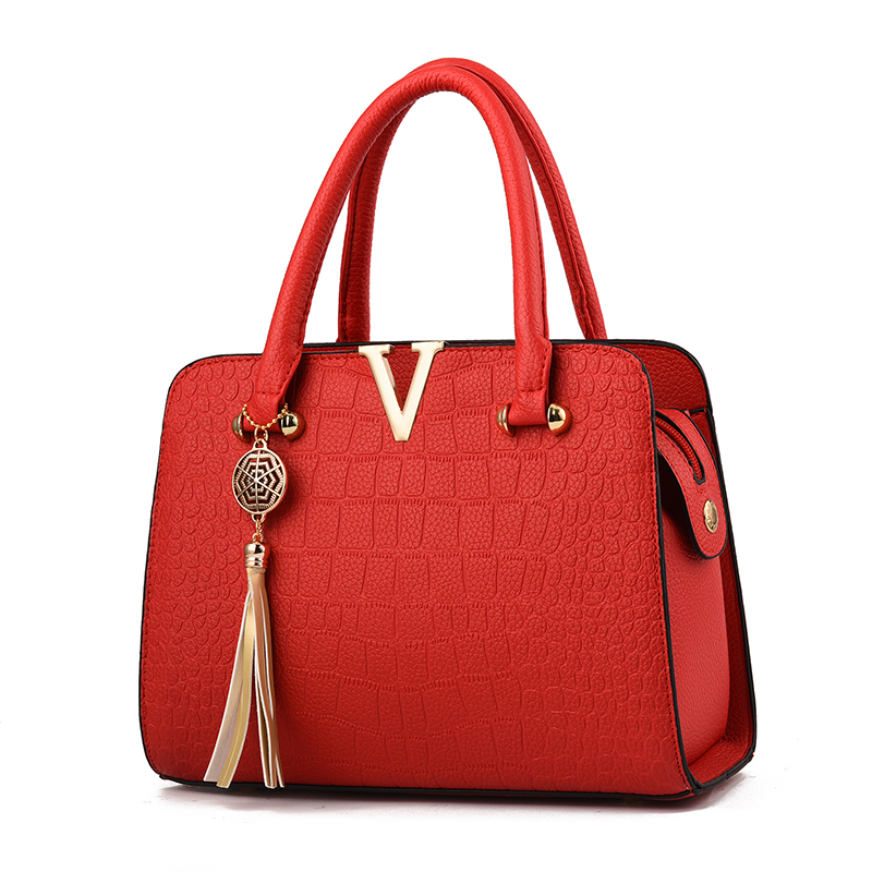 YOUR MOON Brand luxury Stone Pattern Women Leather Hand Bags Designer High Quality Ladies Bags Black Red Shoulder bags for women new fashion luxury brand designer women handbags bucket pattern solid leather hand bags big shoulder bags for women ladies bags
