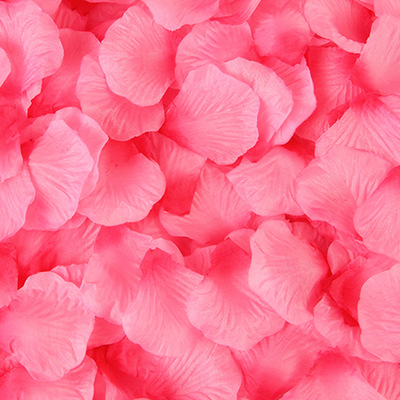2000pcs/lot Wedding Party Accessories Artificial Flower Rose Petal Fake Petals Marriage Decoration For Valentine supplies 15