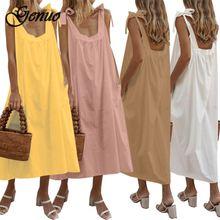 2019 Women Maxi Long Dress 2019 Summer Sexy Sleeveless Square Neck Strap Party Dress Bohemian Holiday Vestidos Plus Size S-5XL цена