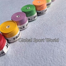 1pc ProFile PU sticky feel badminton grip,tennis overgrip,badminton over grip,squash racket grip