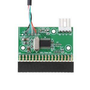"""Image 5 - 1.44MB 3.5"""" USB Cable Adapter To 34Pin Floppy Drive Connector U Disk To Floppy Disk PCB Board"""
