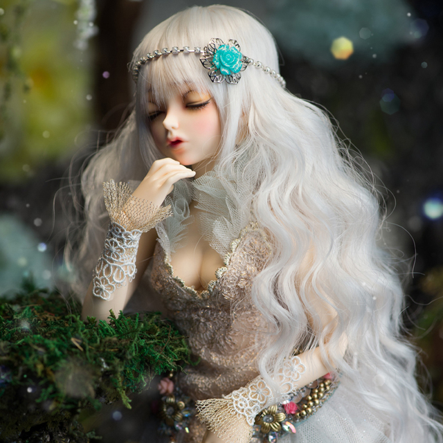 Fairyland Momo bjd sd dolls 1/4 resin figures 3