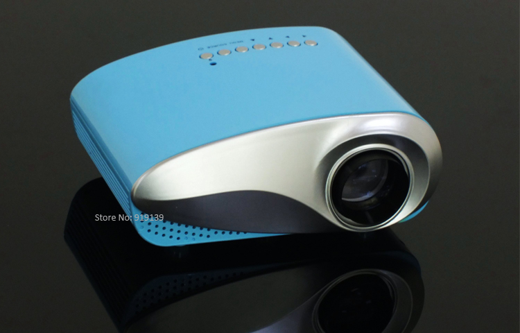 mini projector blue pic 2