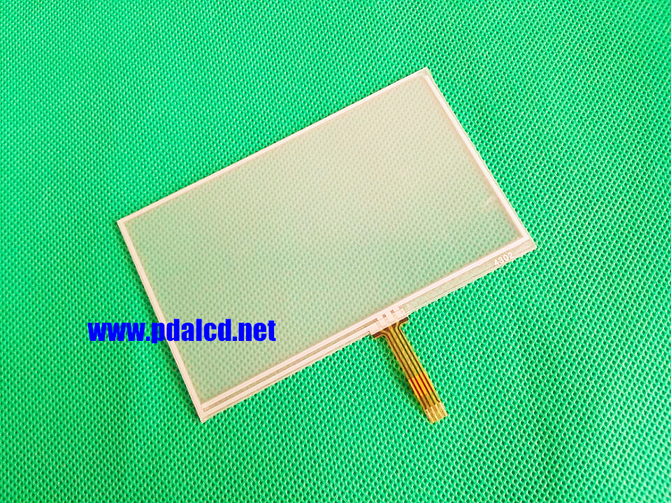 wholesale New 4.3-inch 102mmx62mm Touch screen panels for AT043TN24 V.4,GPS navigator,102x62mm Touch Screen Digitizer Panel wholesale new 4 3 inch touch screen panels for lms430hf18 lms430hf19 gps touch screen digitizer panel replacement free shipping