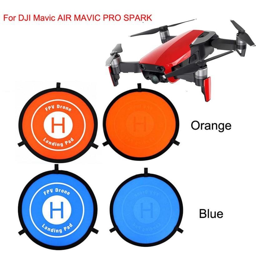 Omeshin 55CM Fast-fold Landing Parking Apron Pad for DJI MAVIC PRO SPARK 3DR S6 Drone 180228 drop shipping