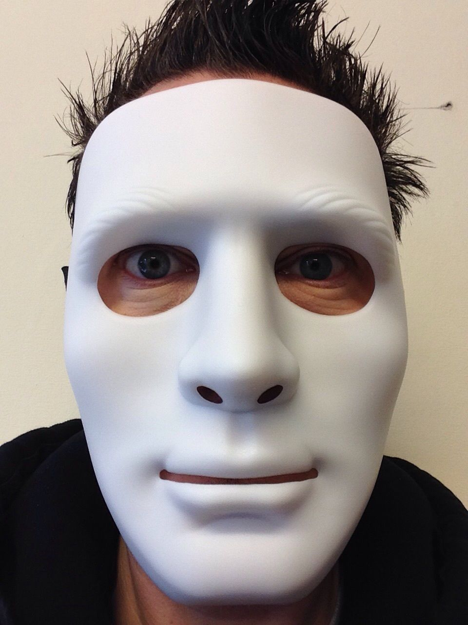 ộ_ộ ༽new white hiphop mask cosplay delicated jabbawockeez