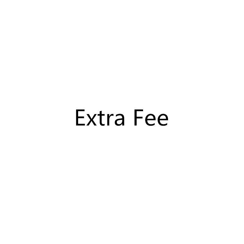 extra fee for ties