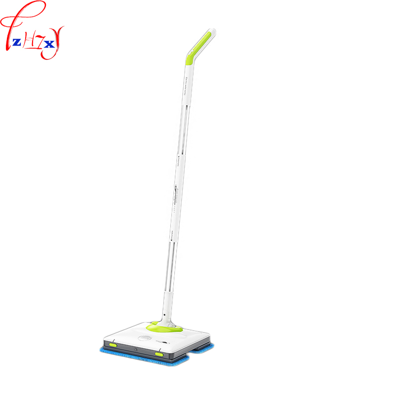100-240V 60W 1PC Household wireless mopping machine electric smart wipe robot hand-held automatic mopping 1 pc 220v 100w automatic shoe machine utilities electric induction luxurious hall household brush shoes