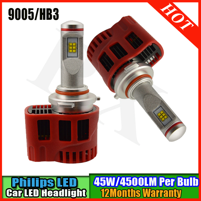 90W 9005 9006 P6 ZES LED Headlight Headlamp Auto Conversion Car LED Kit 9000LM DRL Lamp Bulb Light H8 H9 H11 HB3 HB4 WHITE 40w led car headlight h3 auto conversion kit cree h1 h3 h4 h7 h11 9005 hb3 9006 hb4 4800lm headlamp