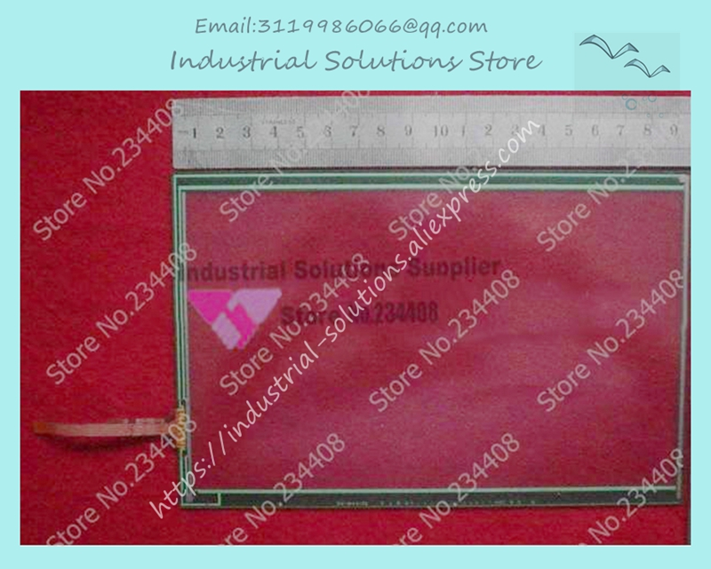 New Original N010-0554-X062 touch screen glass fujitsu four wire n010 0554 x027 x03 touchpad original n010 0554 x027