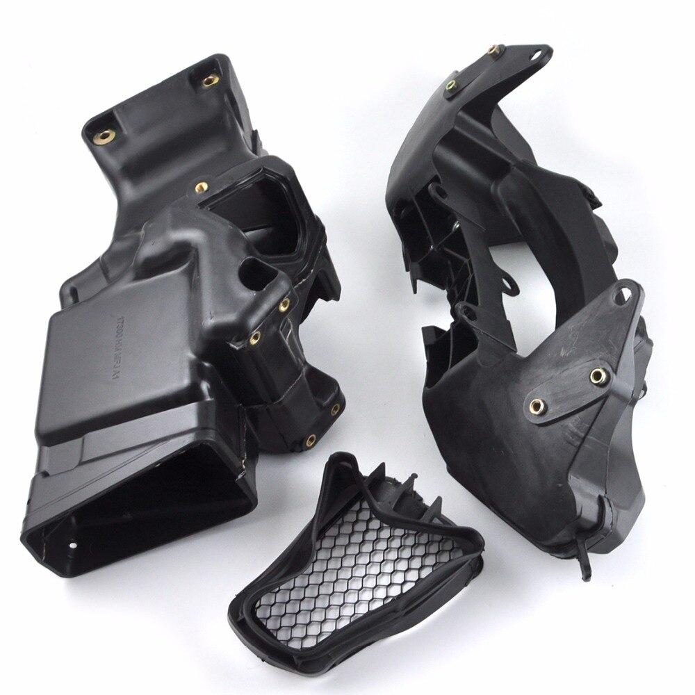 For Honda CBR600RR Ram Air Tube Duct Intake with Fairing Stay Bracket For honda CBR 600 RR 2007-2012