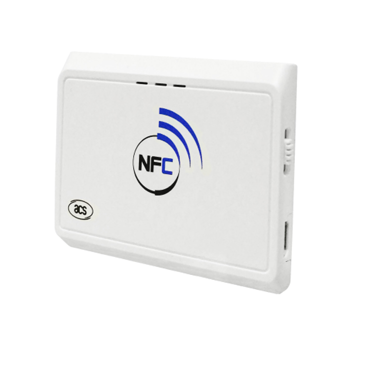 13.56mhz NFC Reading machine ACR1311U Bluetooth RFID card  reader writer reading literacy for adolescents