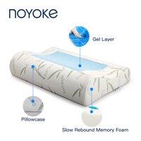 NOYOKE ортопедическая подушка Gel подушка с памятью
