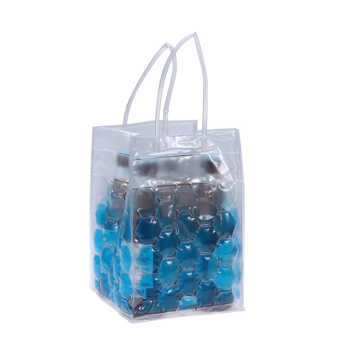 ROSENICE Wine Bottle Freezer Bag Chilling Cooler Ice Bag