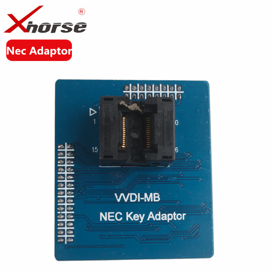 XHORSE версия vvdi МБ ключ NEC адаптер более обновления Поддержка версии