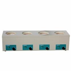 98-IV-B cuatro filas Mantles de calefacción de Control electrónico 1000ml x 4 filas