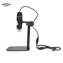 Microscop USBMicroscop Practical Electronics 5MP USB 8 LED Digital Camera Microscope Endoscope Magnifier 50X~500X Magnification