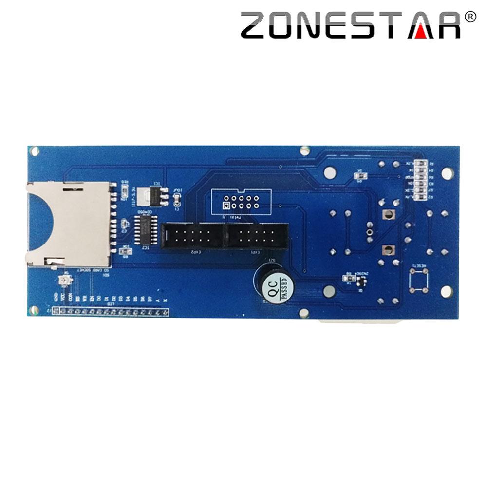 ZONESTAR 2004 LCD displey və 5 KEYS KEYPAD ZRIB board 3D printer - Ofis elektronikası - Fotoqrafiya 2