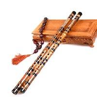 Chinese Bamboo Flute Dizi one section CDEFG Concert Flauta instrumentos musicais profissionais Handmade funda flauta escolar