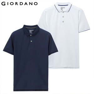Giordano Men Polo Shirt 2-Pack