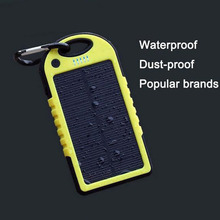 Solar Power Bank Waterproof 30000mah Solar Charger 2 Usb Ports External Charger Powerbank For Xiaomi Smartphone