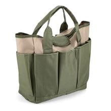 Bahçe alet çantası açık araçları Oxford kumaş bahçe kare kutu tipi çanta için bahçe aracı kiti açık araçları