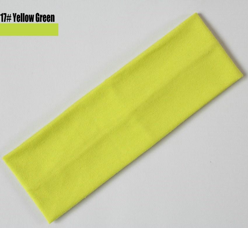 17# Yellow Green 1