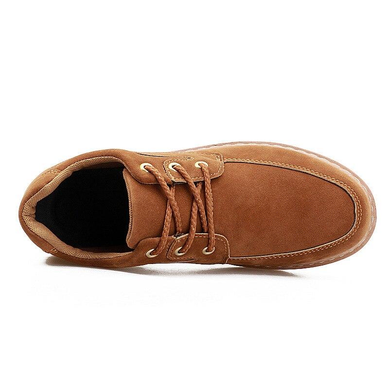 En Casual Spéciale Hommes Robe bleu Noir Mode Oxford New Faux Cuir Up marron Lace Chaussures Sapatos Travail Plein Offre Suede Marine Air De wqXExndpq