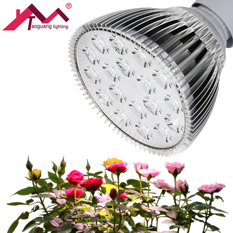 LED Grow Light Red Blue E27 Bulbs Plant Growth Full Spectrum COB Led Grow Chip 220V Indoor Hydroponics Flowers Plants Vegetables