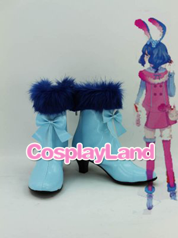 Customize Boots KARNEVAL Kiichi Cosplay Boots Custom Any Size Anime Party Boots