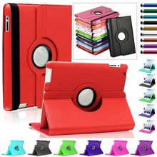 360 Degree Rotating 7 Inch Tablet PU Leather Case Cover Case 10 colors to choose from 7-inch universal version(China)