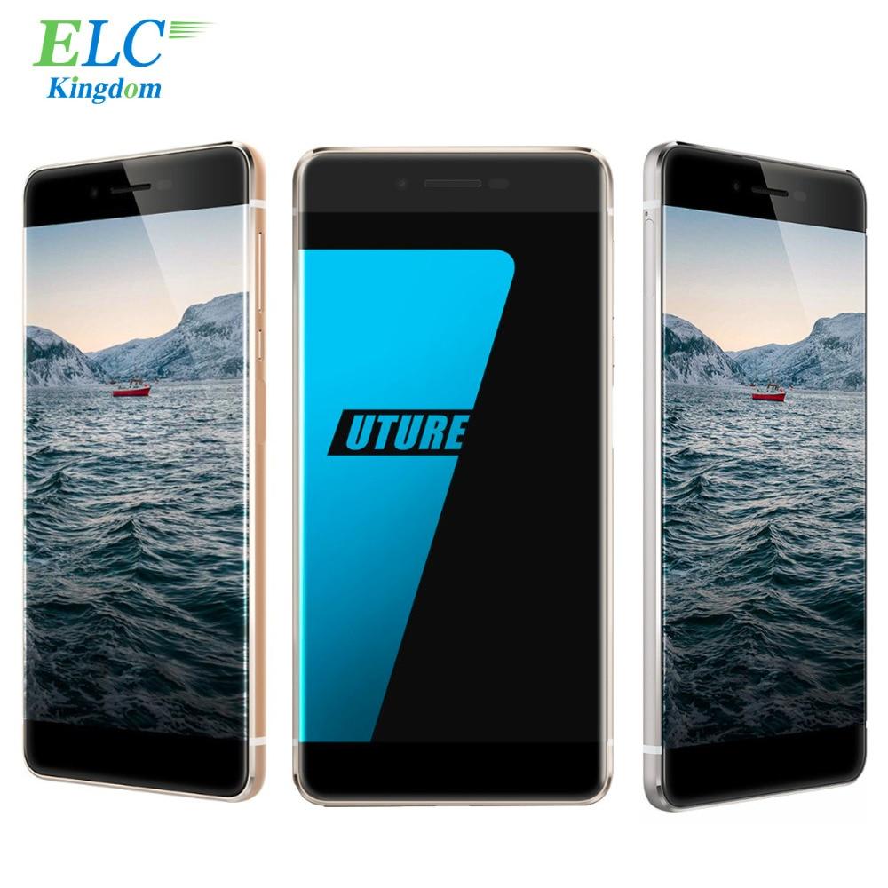 Original Ulefone Future 4G LTE Mobile Phone 5 5 1920x1080 Android 6 0 MTK6755 Octa Core